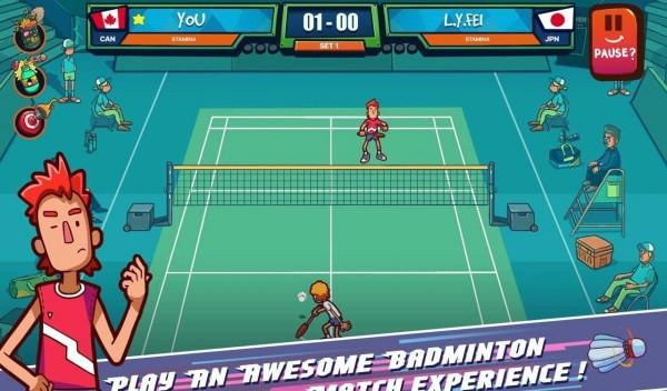 超级棒羽毛球破解版 v1.4.2