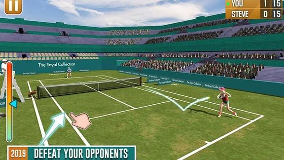 网球冠军3d